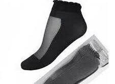 جوراب زنانه مشکی