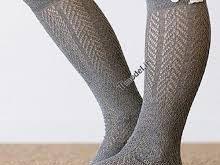 جوراب ساق بلند بچگانه