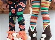 جوراب شلواری بچه گانه